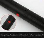 SODIAL Tapette electrique anti-moustique de batterie en ABS de la couleur bleue de la marque SODIAL image 6 produit