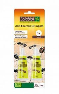 Solabiol SOFOTU30 Anti-Fourmis Tubes Gel D'origine Naturel 2x15 G, Incolore, 9.8 x 2 x 25.5 cm de la marque Solabiol image 0 produit