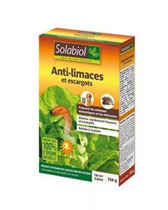 Solabiol SOLIMA750 Anti-Limaces et Escargots-Granules D'origine Naturelle 750g/150 m2, Jaune de la marque Solabiol image 0 produit