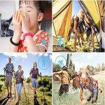Speical Offre anti-moustiques Bracelets jusqu'à 300 hours-botanical - Lot de 14 - Tous les naturel, sans DEET et imperméable Bandes pour adultes et enfants de la marque FabQuality image 2 produit