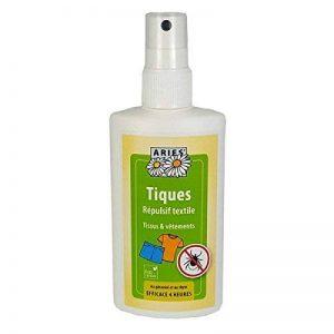 Spray anti tique répulsif textiles - 100 ml de la marque Aries image 0 produit