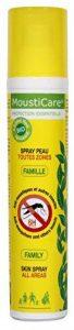 Spray Peau Anti-Moustiques Famille – MoustiCare de la marque Mousticare image 0 produit