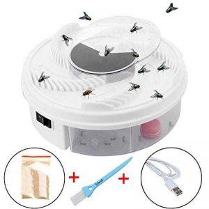 Starall Mouche Mosquito Bug Piège Électrique Fly Midges Catch Dispositif avec Piégeage Alimentaire USB Câble pour la Maison Hôtel Restaurant de la marque Starall image 0 produit