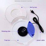 Starall Mouche Mosquito Bug Piège Électrique Fly Midges Catch Dispositif avec Plug pour la Maison Hôtel Restaurant de la marque Starall image 1 produit