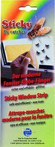 STICKY - Autocollants anti-mouches pour fenêtre x 6 de la marque Sticky image 0 produit