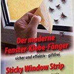 STICKY - Autocollants anti-mouches pour fenêtre x 6 de la marque Sticky image 3 produit