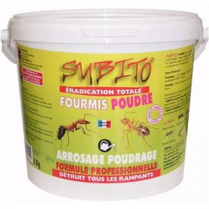Subito - fourmis poudre 5kg - Anti-fourmis en poudre 5kg de la marque Subito image 0 produit