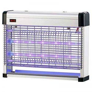 Sûr et Faible Bruit - Choc électrique tuant la Mouche LED Mosquito Lampe Grille Haute Pression Physique Mosquito Control Machine Alliage d'aluminium -Fort Effet de Capture de moustiques de la marque WXP-Lampe anti-moustique image 0 produit