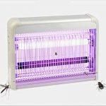 Sûr et Faible Bruit - Moustique Lampe Pure Physique Mosquito Contrôle Grille Haute Pression Mosquito Tueur en Alliage D'aluminium Panneau Maison Pratique -Fort Effet de Capture de moustiques de la marque WXP-Lampe anti-moustique image 1 produit