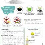 TERRA NOSTRA Phosphate Diammonique Appât mouches des fruits Flacon 500g Utilisable en agriculture biologique de la marque TERRA NOSTRA image 2 produit