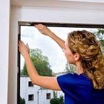 Tesa Insect Stop Moustiquaire Comfort pour fenêtres 1,30m x 1,50m de la marque Tesa image 2 produit