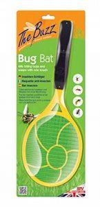 The Buzz STV882 Raquette Anti-Insectes, Multicolore, 2.29 x 18.39 x 50 cm de la marque The Buzz image 0 produit