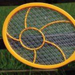 The Buzz STV882 Raquette Anti-Insectes, Multicolore, 2.29 x 18.39 x 50 cm de la marque The Buzz image 2 produit