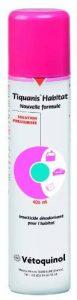 Tiquanis Antiparasitaire pour Habitat Spray 300 ml de la marque Tiquanis image 0 produit
