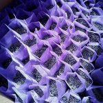 TooGet Lavande Sachet Sacs, bio Ultra Bleu Lavande Buds pour parfum de maison, Naturel Désodorisant, anti-mites et frais Parfum de lavande Déodorant sachets–Lot de 6 de la marque TooGet image 3 produit