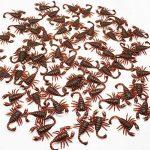 TOYMYTOY 60pcs Jouet Insecte Réaliste Jouet Simulation Araignée Centipede Scorpion Jouets Animal Modèle de la marque TOYMYTOY image 2 produit