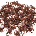 TOYMYTOY 60pcs Jouet Insecte Réaliste Jouet Simulation Araignée Centipede Scorpion Jouets Animal Modèle de la marque TOYMYTOY image 3 produit