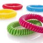 travpack® Premium Bracelets anti-moustiques (x10)–Garder les moustiques à Now. marché Leader anti-insectes, scientifiquement conçu avec 250heures utilisation par Bracelet. de la marque TravPack image 2 produit
