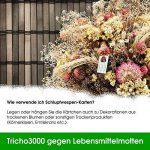 Trichogrammes contre mites alimentaires 3 livraisons de 4 cartes (3000 œufs) de la marque AMW Nützlinge image 6 produit