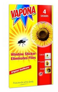 Vapona Stickers pour fenêtre de la marque Vapona image 0 produit