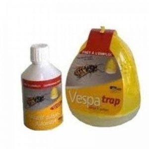 Vespatrap + attractif naturel recharge piège vespatrap attractif naturel 500ml anti guêpes et frelons et piège de la marque LODI image 0 produit