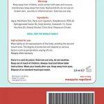 Vie Lingettes anti-moustiques et insectes, sans Deet, convient aux enfants et bébés de la marque Vie Healthcare image 1 produit