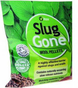 Vitax 1L Slug Gone - Granulés en laine naturelle de la marque Vitax Ltd image 0 produit