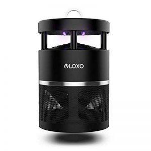 VLOXO Chasse-Moustique à Inhalation, Lampe Anti-Moustique Électronique Piège Non Toxique Portable à Insectes et Mouches avec Télécommande, sans Radiations, Idéal pour l'Intérieur, Maison, Bureau de la marque VLOXO image 0 produit