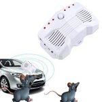Voiture Ultrasons Pest Répulsif, Smart Electronic insectes Répulsif Rat Mouse Control pour rongeurs insectes moustiques puces cafards fourmis araignées souris de la marque Beimaji Trade image 1 produit