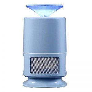 VORCOOL Lampe Anti Moustique Electrique Piège à Moustiques Tue Moustique USB Inhalé Répulsif Moustique Interieur Repulsif Mouche Efficace (Bleu) de la marque VORCOOL image 0 produit