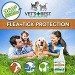 vétérinaire de Meilleur Naturel puces et tiques Yard & Kennel Spray, 907,2gram, fabriquée aux États-Unis de la marque Vets Best image 4 produit