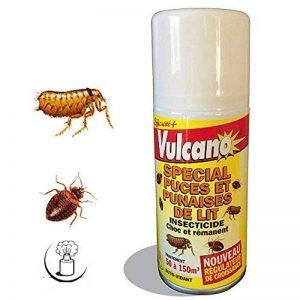 VULCANO - Aérosol Anti PUNAISES DE LIT & PUCES, auto-vidant 150 ml de la marque Vulcano image 0 produit
