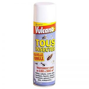 Vulcano Tous Insectes One Shot (500ml) - Insectes volants & rampants de la marque Vulcano image 0 produit