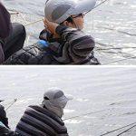 WENZHE Été Aux Pêche Lutte antiparasitaire Anti-moustique Antistatique Cap Protection respiratoire Protection solaire Masque de pêche Masque Net (Couleur : Blanc) de la marque WENZHE-nanmao image 4 produit