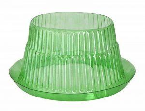 Windhager anneau anti-limaces, anti-limaces, 6pièces–diamètre: 23cm–vert–pour la défense contre les limaces–protège les plantes contre les animaux de la marque Windhager image 0 produit