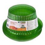Windhager anneau anti-limaces, anti-limaces, 6pièces–diamètre: 23cm–vert–pour la défense contre les limaces–protège les plantes contre les animaux de la marque Windhager image 5 produit