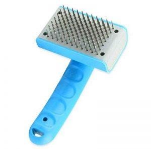 xueyan& Le meilleur outil professionnel de dégringage et brosse de toilettage d'animal familier, sky blue de la marque xueyan& image 0 produit