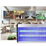 YLLXX Anti-Moustique Lampe Ied Restaurant Commercial Moustique Tueur Meurtre Des Animaux Domestiques Mouches Lampe Intérieur Moustique Catcher Lampe Électrique Moustique de la marque Lampe de moustique image 3 produit