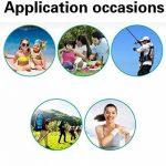 YSense Stopic Anti-Moustiques Naturels Patchs (x180), Autocollants Anti-Moustique de la marque YSense Stopic image 4 produit