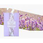 YUMSUM 5pcs Sachets de lavande parfums parfumé sacs parfumés avec cintre de la marque YUMSUM image 4 produit
